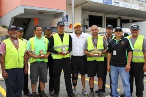 Auto Shop staff